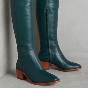 Anthropologie Candela Elenora Over The Knee Boots